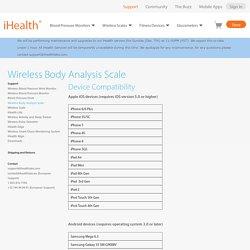 www.ihealthlabs.com/support/wireless-scales/wireless-body-analysis-scale/