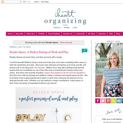 IHeart Organizing: Reader Space