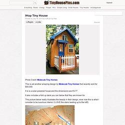 IHop Tiny House