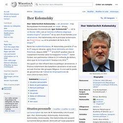 Ihor Kolomoïsky - wikipedia