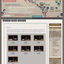 IIPE: Comunidad Seminario 2015