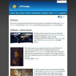 IIPImage » Demos