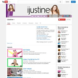 ijustine's Channel