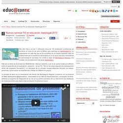 Nuevos caminos TIC en educación: Ikasblogak 2013