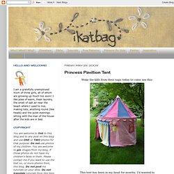 Princess Pavillion Tent