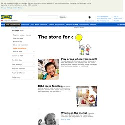 IKEA for children