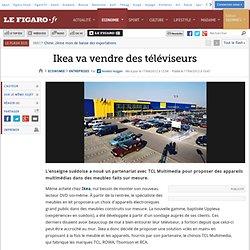 Sociétés : Ikea va vendre des téléviseurs