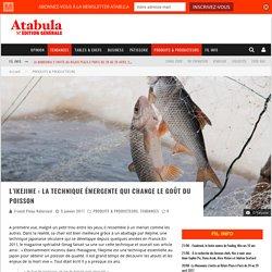 L'ikejime : la technique émergente qui change le goût du poisson – ATABULA