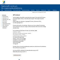 IKT-strävor