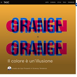 Il colore è un'illusione - Tasc
