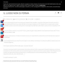 Il lusso non si ferma - Les Cahiers FM