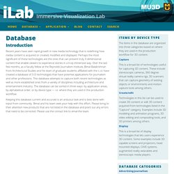 iLab: Immersive Visualization Lab