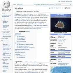 Île Baker