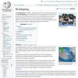 Île Saltspring