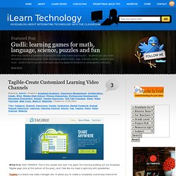 iLearn Technology » iPod