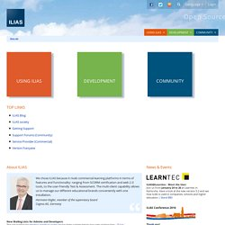 ILIAS E-Learning