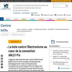 La lutte contre l'illectronisme au cœur de la convention ANLCI-Pix