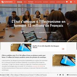 L'État s'attaque à l'illectronisme en formant 13 millions de Français