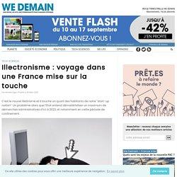 Illectronisme : voyage dans une France mise sur la touche
