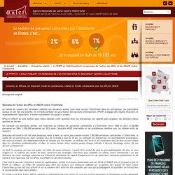 Le FPSPP et l'ANLCI publient un panorama de l'action des OPCA et des OPACIF contre l'illettrisme / Entreprise emploi