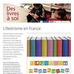 L'illettrisme en France