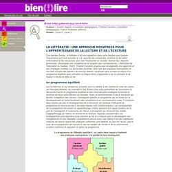 Prévention de l'illettrisme et élève en difficulté de lecture : des pratiques pédagogiques, pratiques de lecture, pratiques d'écriture