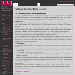 Archive:Illettrisme technologique