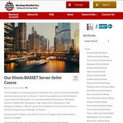 Our Illinois BASSET Server-Seller Course