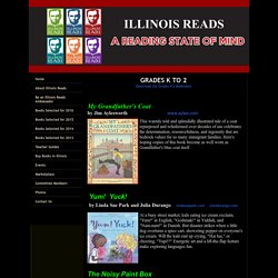Illinois Reads 2016: Grades K-2