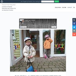 The Joyful, Illiterate Kindergartners of Finland