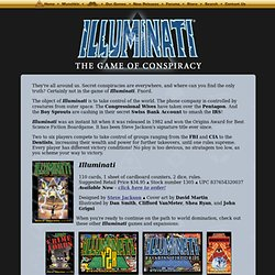 illuminati the game of conspiracy pdf
