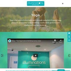 Yoga - Illuminations Well Being Center Dubai