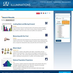 Illuminations: Search