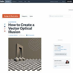 How to Create a Vector Optical Illusion