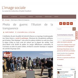 Photo de guerre: l'illusion de la transparence - L'image sociale