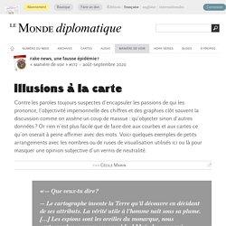 Illusions à la carte, par Cécile Marin (Le Monde diplomatique, août 2020)