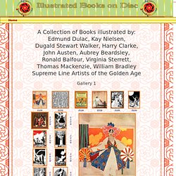 Illustrated Books on Disc