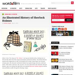 An Illustrated History of Sherlock Holmes
