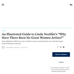 "An Illustrated Guide to Linda Nochlin's ""Why Have There Been No Great Women Artists?"""