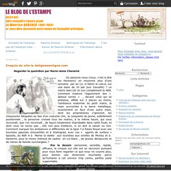 Maurice Victor Achener Graveur - Artiste Graveur Peintre Gravure Etching Print Estampe Eau-Forte Aquatinte Illustrateur Illustration Naissance 1881 Décès 1963 Actualité de l'estampe Alsace Art en Alsace Alsace 1900