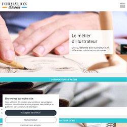 Illustrateur : faire de sa passion du dessin un métier