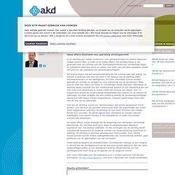 Optas affaire illustratief voor gebrekkig stichtingenrecht - AKD blog