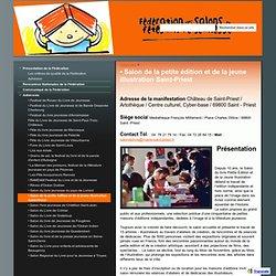 Salon de la petite édition et de la jeune illustration Saint-Priest - Fédération des Salons et Fêtes du livres de Jeunesse