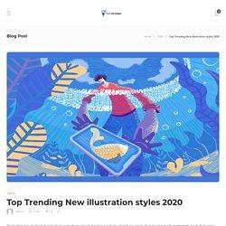 Illustration Styles 2020 (8 Top Trending)