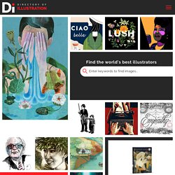 Illustration Directory :: Illustrators, Assignment Illustration, Stock Illustration, Illustration Portfolios