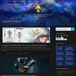Tutoriels « Design Spartan : Graphisme, Webdesign, Digital painting, Illustration…
