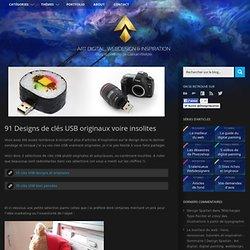 91 Designs de clés USB originaux voire insolites « Design Spartan : Graphisme, Webdesign, Digital painting, Illustration…