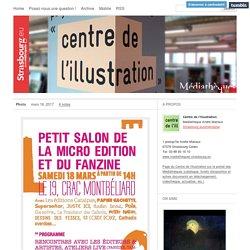 Centre de l'illustration - Médiathèque Malraux - S