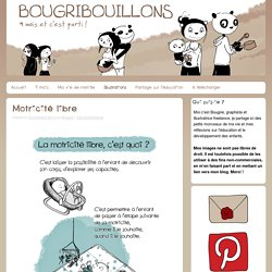 Illustrations - Bougribouillons
