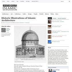 Historic Illustrations of Islamic Architecture